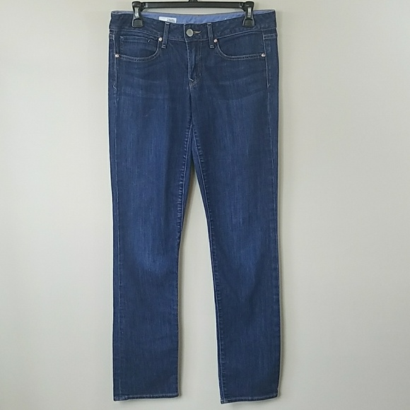 GAP Denim - GAP 1969 Real Straight Long Jeans